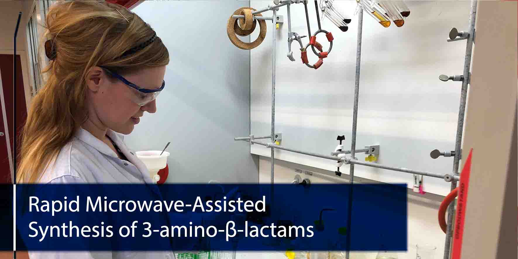 Microwave assisted synthesis 1