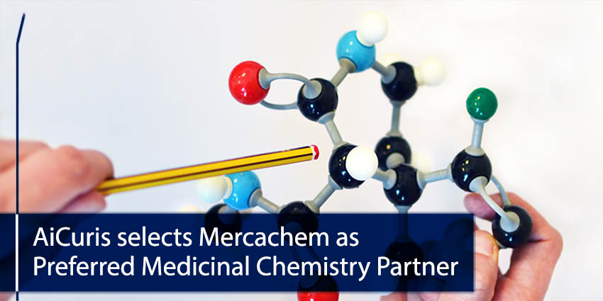 AiCuris selects Mercachem as preferred medicinal chemistrypartner72dpi